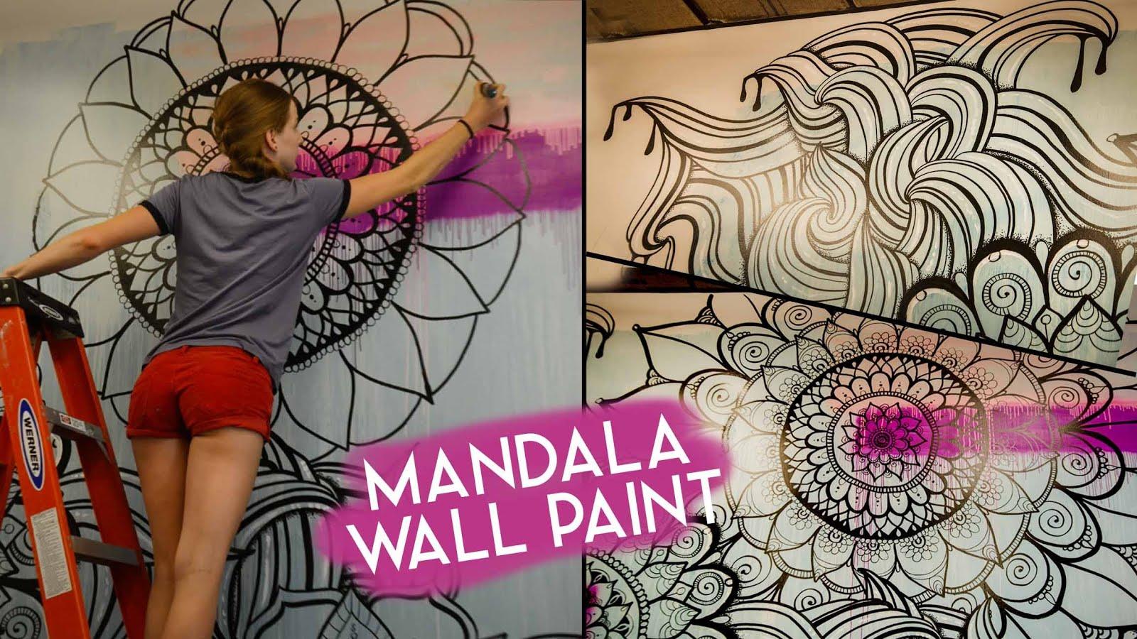 100 Fantastique Idées Comment Faire Un Dessin Sur Un Mur
