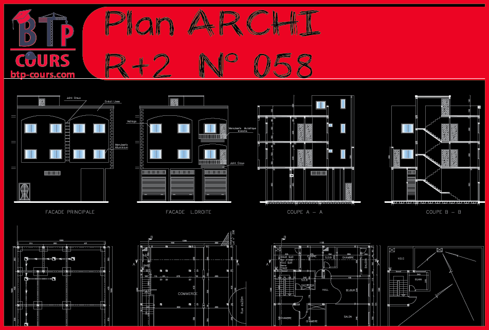 Plan Architecture R 2 Telecharger Ce Plan