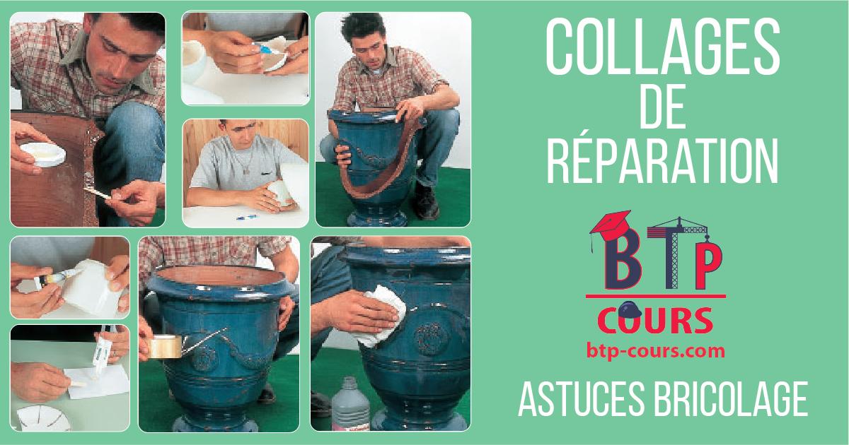 Collages De Réparation Cours Btp