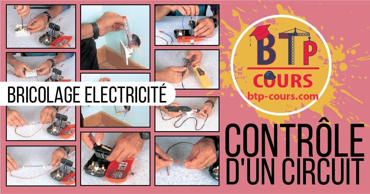 Contrôle Dun Circuit Cours Btp