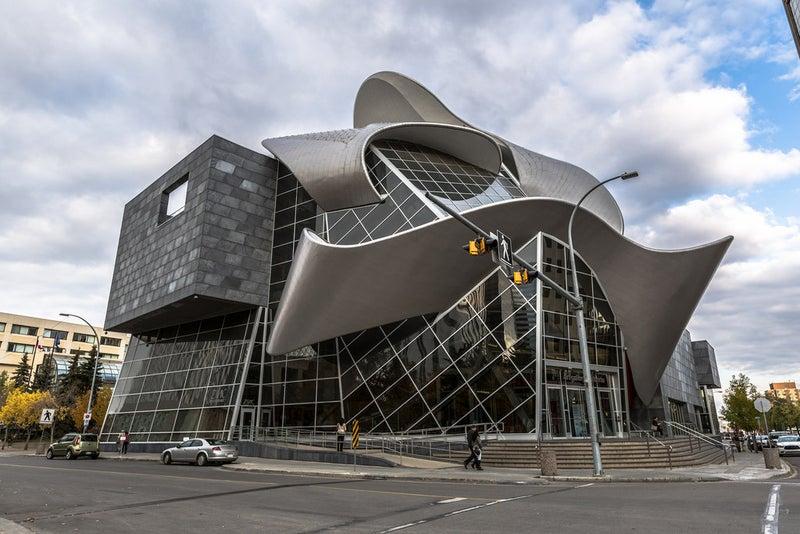 Galerie d'art de l'Alberta