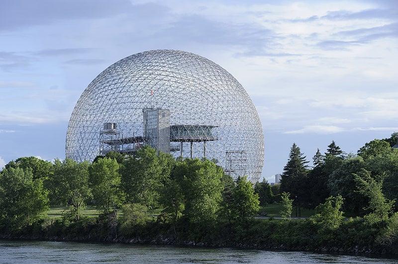 La Biosphère - Montreal, Quebec